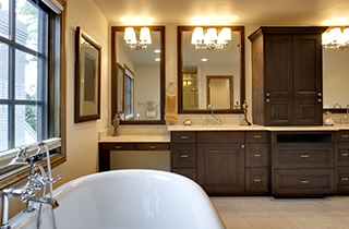 Custom Bathroom Vanities Fort Lauderdale one stop cabinet shop custom furniture and kitchen llc - fort